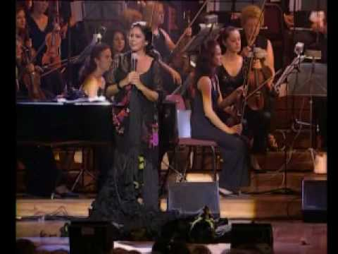 Isabel Pantoja - Sinfonia de la Copla - Parte 12 de 14