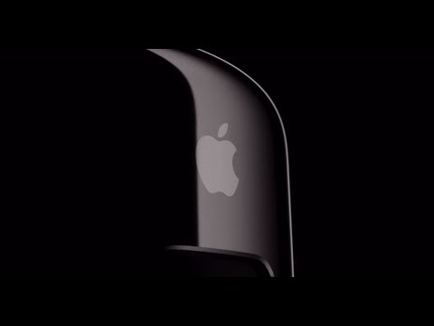Apple Commercial for Apple Mac Pro (2013) (Television Commercial)