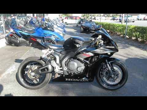 2007 Honda CBR®1000RR in Sanford, Florida - Video 1