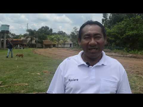 Prefeitura Realiza Melhorias na ária indígenas