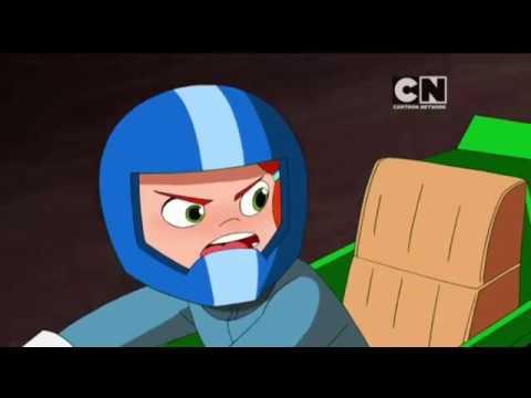 Ben 10 Innervasion Part 1: Message in Boxcar Full Episode