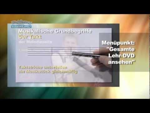 Michlbauer-Fernlehrkurs auf DVD. 01-Der Aufbau des Kurses