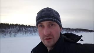 Ловля корюшки на кольском полуострове зимой