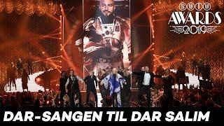ZULU Awards 2019: Jakob Oftebro, Johannes Lassen & Søs Fenger - Dar-Sangen