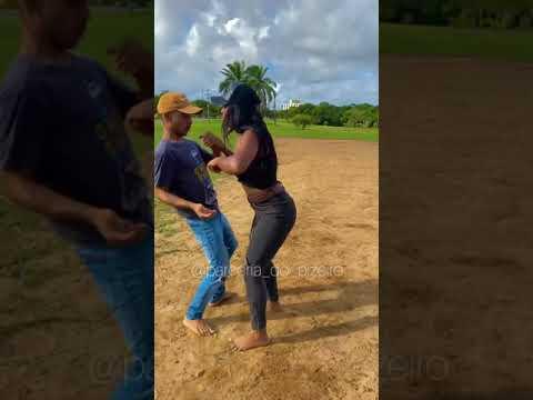 Casal Dançando piseiro - Volta bebê volta nenem (Dj gugga e Dj Ivis )