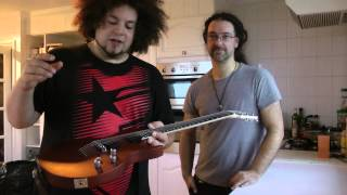 Dorje Guitar Of The Day - Chapman ML-2 Seymour Duncan Blackout's