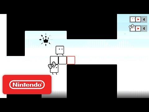 BOXBOY! + BOXGIRL! - Box Basics - Nintendo Switch thumbnail
