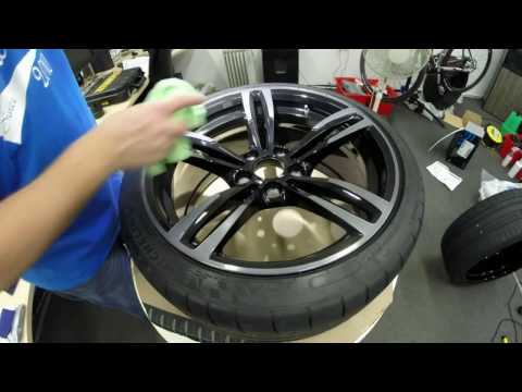 Gyeon Q2M Rim - BMW M4 application and results