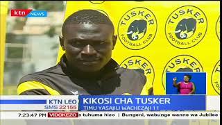 Mabingwa mara 11 wa ligi kuu ya soka nchini Tusker wamezindua wachezaji 11 wapya