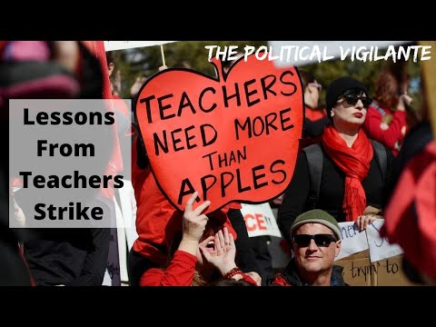 Valuable Lessons For Activists From Denver Teachers Strike