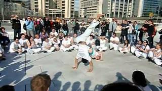 Grupo Uniao Na Capoeira, Noruega. Roda de primavera Oslo 2011. Nr.7