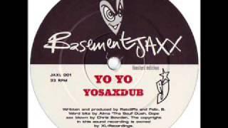 Basement Jaxx - Yosaxdub (ATLANTIC JAXX)