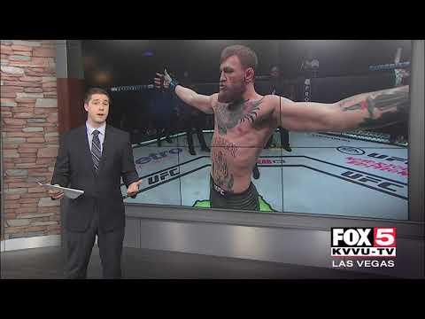 UFC suspends Khabib and McGregor for post-fight brawl