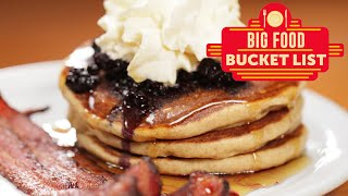 The Best Brunch Restaurants  | Big Food Bucket List