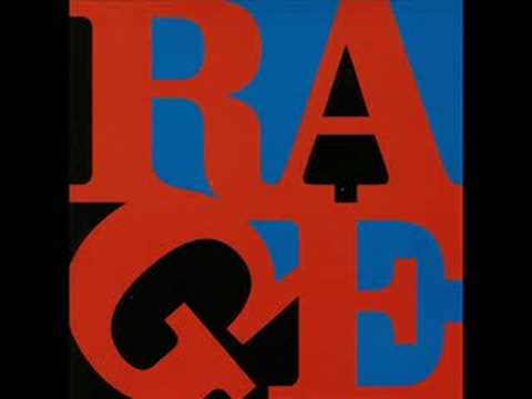 Rage Against the Machine Street fighting man
