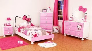 Kids Bedroom Ideas For Small Rooms | Children Bedroom Design Furniture