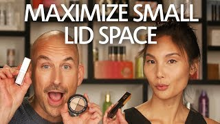 How To: Maximize Small Eyelid Space | Sephora