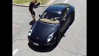 preview picture of video 'Conducción de Porsche 911s en circuito de Brunete'