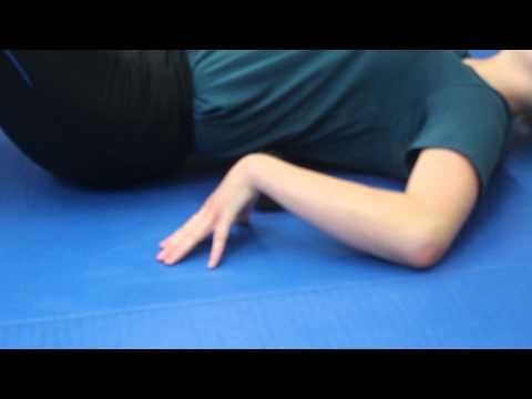 Arthrose von 2 Grad Kniegelenk Übung