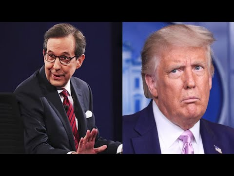 Chris Wallace GOES OFF On Trump & Says He Has 'Daddy Issues'!