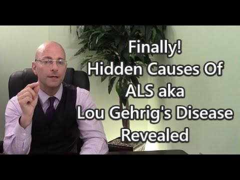Video What Causes ALS aka Lou Gehrig's Disease?