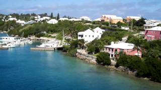 preview picture of video 'Arriving in St. George's Bermuda'