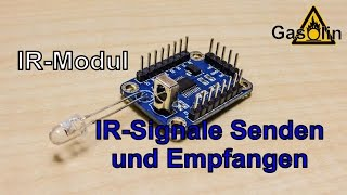 Das IR-Modul von ICStation.com [German/Deutsch]