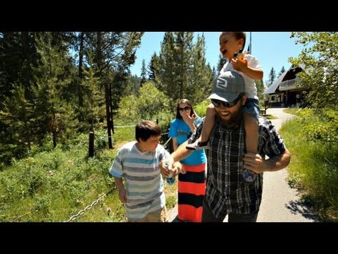 Our Fun Family Vacation - The Importance of Spending Time With Family