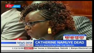 Former Youth Fund CEO, Catherine Namuye collapses and dies