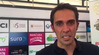 Miniatura Video Alberto Contador,  se une a los mensaje de la ANSV