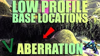 Download Aberration Map Best Base Locations - Solo Duo Hidden Base