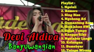 "Best Lagu Banyuwangi Devi Aldiva ""New Pallapa"" Terbaru 2019 Non Stop"