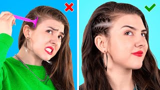 12 Cool Hair Hacks to Look Gorgeous in Any Situation