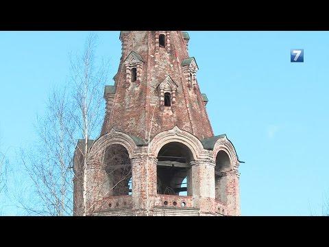 Церковь сомово тульская