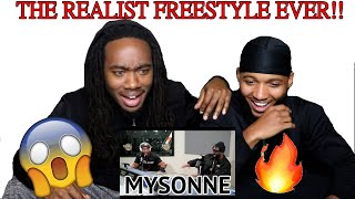 {{REACTION}} Mysonne FREESTYLES ON FUNK FLEX