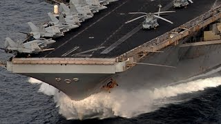 USS THEODORE ROOSEVELT in ACTION! Ultimate SUPERCARRIER COMPILATION – from home-port to HIGH SEAS!