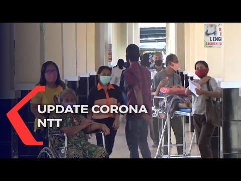 update corona ntt rabu seorang balita terpapar corona akibat transmisi lokal