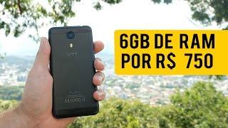 Umi Plus E - 6GB de RAM MAIS BARATO QUE JÁ VI