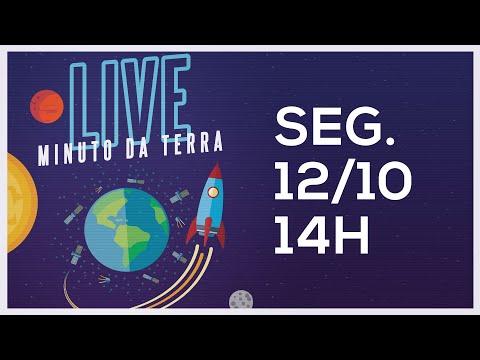 Live do Minuto da Terra 12/10 14h