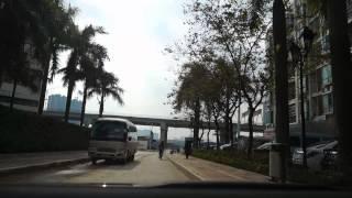 preview picture of video '明珠站駛向錦繡明珠'