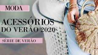 Acessórios do Verão 2020 | Rafaela Coelho