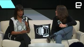 Aisha Tyler: technology and creative expression