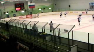 МХЛ 2012-2013г ХК Россошь-ХК Молния Рязань 3 период
