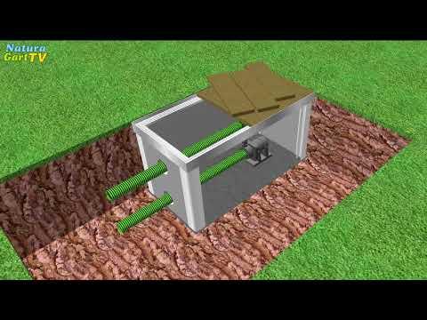 Teiche richtig bauen: externer Pumpenschacht