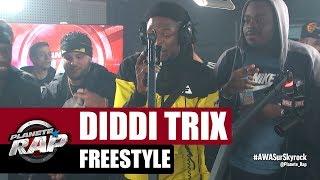 Diddi Trix   Freestyle #PlanèteRap