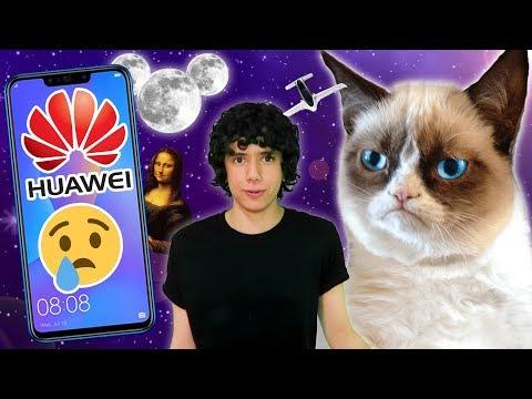 VAN A CLONAR A GRUMPY CAT?? - SE ACABÓ HUAWEI? :(