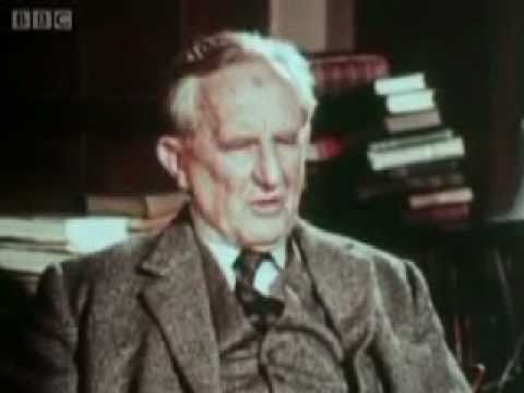 BBC Archival Footage-In Their Own Words British Authors J.R.R. Tolkien Part 1 (1968)