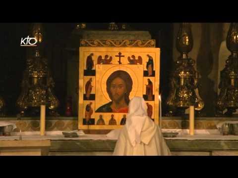 Vêpres et Eucharistie du 23 janvier 2016