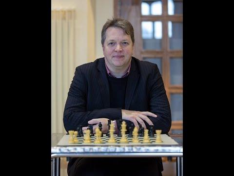 Chess Grandmaster Nigel Short Returns to Bolton School