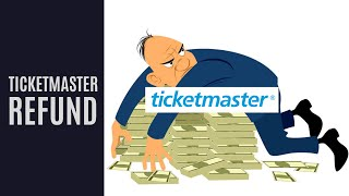 TicketMaster Refund - How to get a refund from TicketMaster / LiveNation if you didn't buy insurance